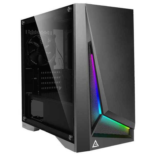 Antec DP301M ARGB Tempered Glass Compact Micro-ATX Case Product Image 2