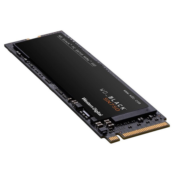 Western Digital WD Black SN750 NVMe M.2 SSD 500GB Product Image 4