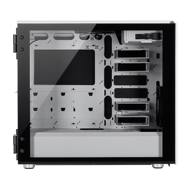 Corsair Carbide Series 678C Tempered Glass White Product Image 3