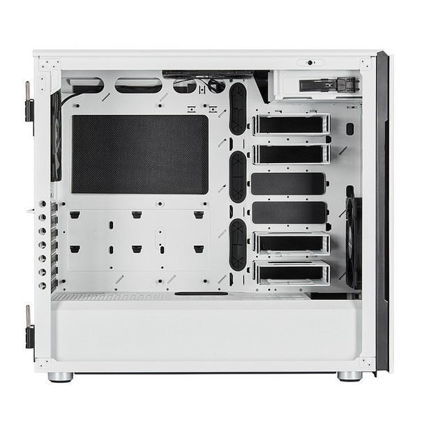 Corsair Carbide Series 678C Tempered Glass White Product Image 4
