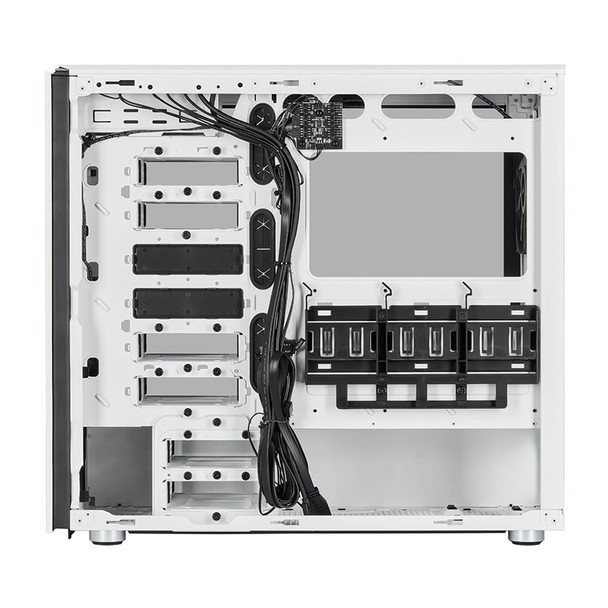 Corsair Carbide Series 678C Tempered Glass White Product Image 6