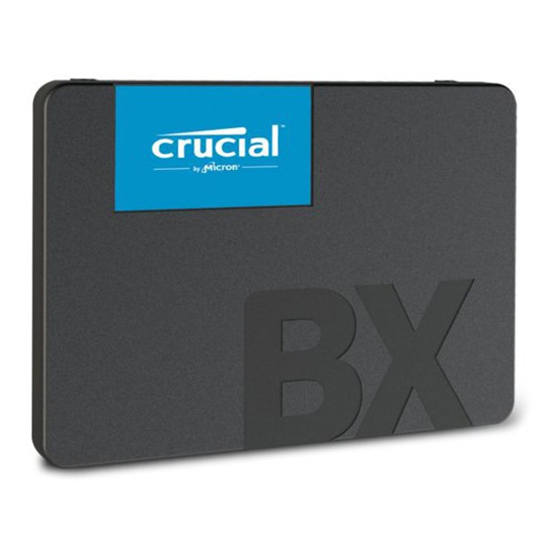 Product image for Crucial BX500 2.5in SATA 240GB SSD | AusPCMarket.com.au