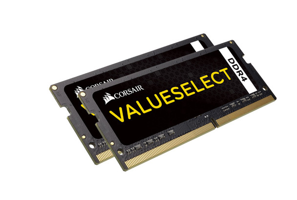Product image for Corsair 16GB (2x8GB) DDR4 SODIMM | AusPCMarket Australia