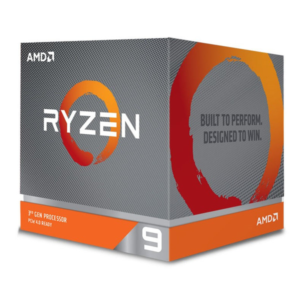 Image for AMD Ryzen 9 3900X with Wraith Prism