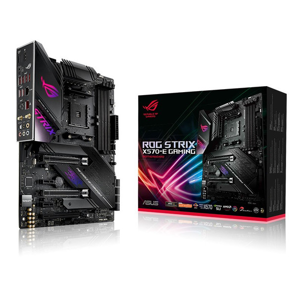 Product image for Asus ROG Strix X570-E Gaming Motherboard | AusPCMarket Australia