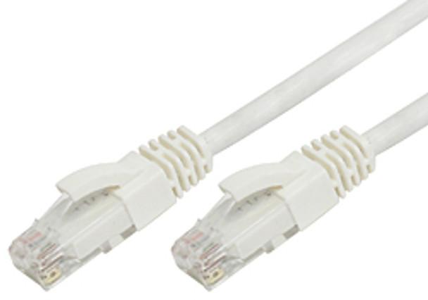 Product image for Comsol 10m RJ45 Cat 6 Patch Cable - White | AusPCMarket Australia