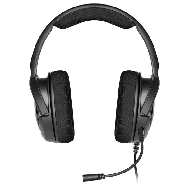 Corsair HS35 Stereo Gaming Headset Carbon Product Image 4