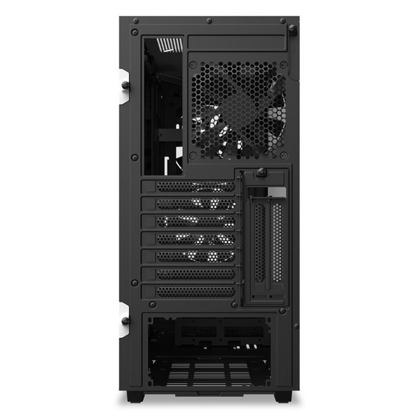 NZXT H510 Elite RGB Mid Tower Case Matte White Product Image 4
