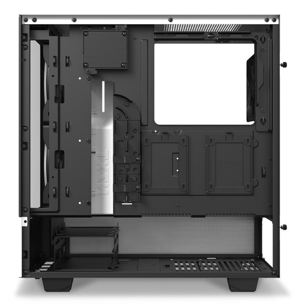 NZXT H510 Elite RGB Mid Tower Case Matte White Product Image 7