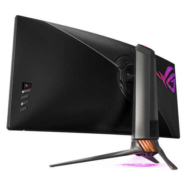 Asus ROG PG35VQ UWQHD 200hz G-Sync QLED HDR FALD 35in Monitor Product Image 7