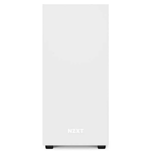 NZXT H710 Tempered Glass Mid-Tower E-ATX Case - Matte White Product Image 3