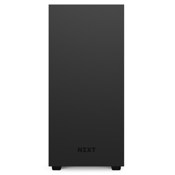NZXT H710 Tempered Glass Mid-Tower E-ATX Case - Matte Black/Red Product Image 3