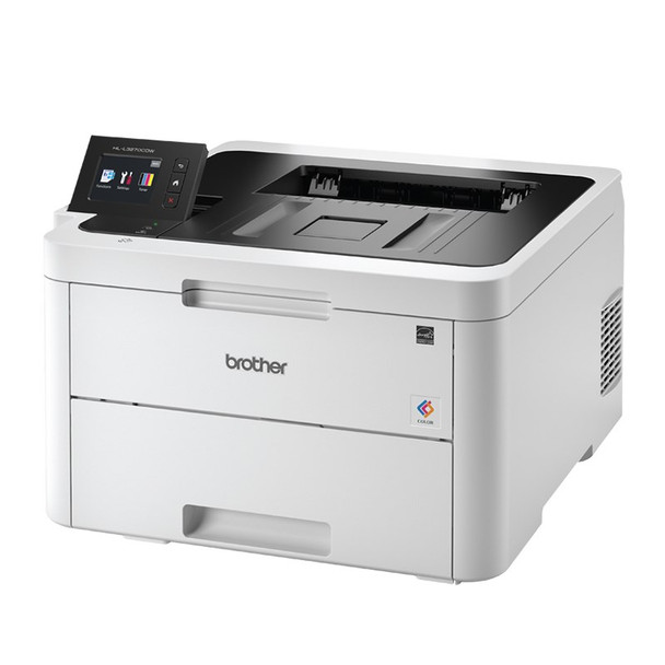 Brother HL-L3270CDW Wireless Colour LED Laser Printer with Touchscreen LCD Product Image 2