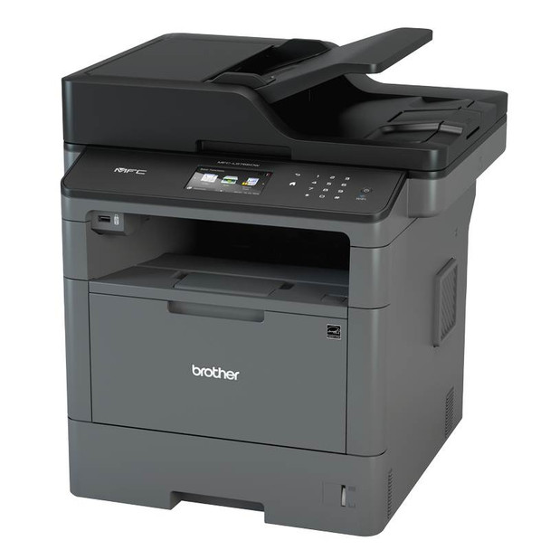 Product image for Brother MFC-L5755DW Multi Function Monochrome Laser Printer | AusPCMarket Australia