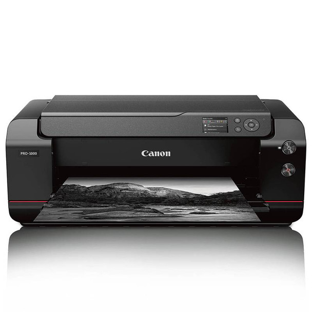 Canon imagePROGRAF PRO-1000 A2 Colour WiFi Inkjet Printer Product Image 5