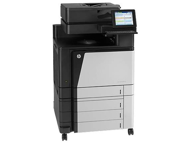 Product image for HP LaserJet Enterprise flow M880z Multifunction Colour Duplex Laser Printer | AusPCMarket Australia