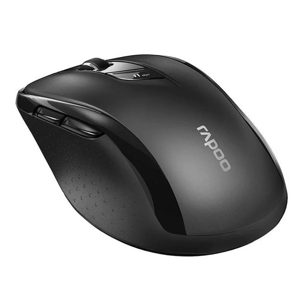 Rapoo M500 Silent Wireless Bluetooth Optical Mouse Product Image 2