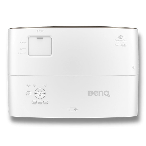 BenQ CinePrime W2700 4K UHD Cinematic Colour HDR Projector Product Image 5