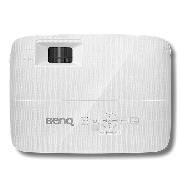 BenQ MS610 SVGA Business Data DLP Projector Product Image 3