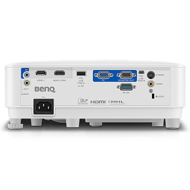 BenQ MS610 SVGA Business Data DLP Projector Product Image 4