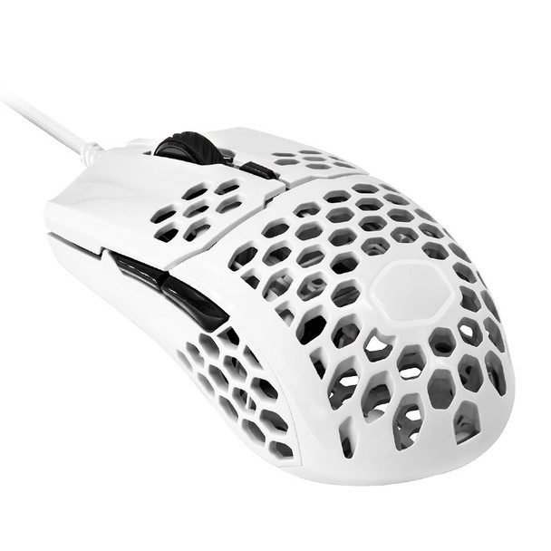 Image for Cooler Master MM710 Optical Gaming Mouse - Glossy White AusPCMarket