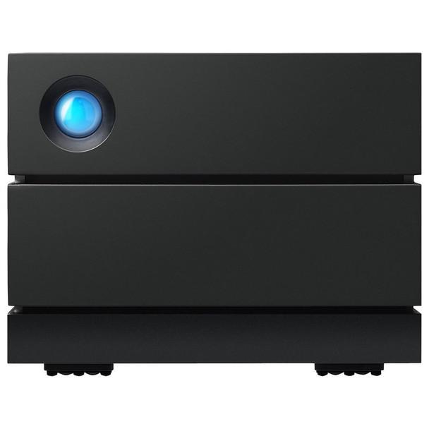 LaCie 16TB 2big RAID USB 3.1 Type-C External Desktop Storage Solution Product Image 2