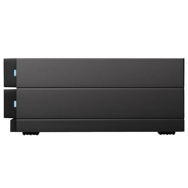 LaCie 16TB 2big RAID USB 3.1 Type-C External Desktop Storage Solution Product Image 3