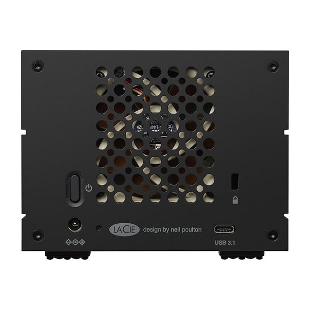 LaCie 16TB 2big RAID USB 3.1 Type-C External Desktop Storage Solution Product Image 4