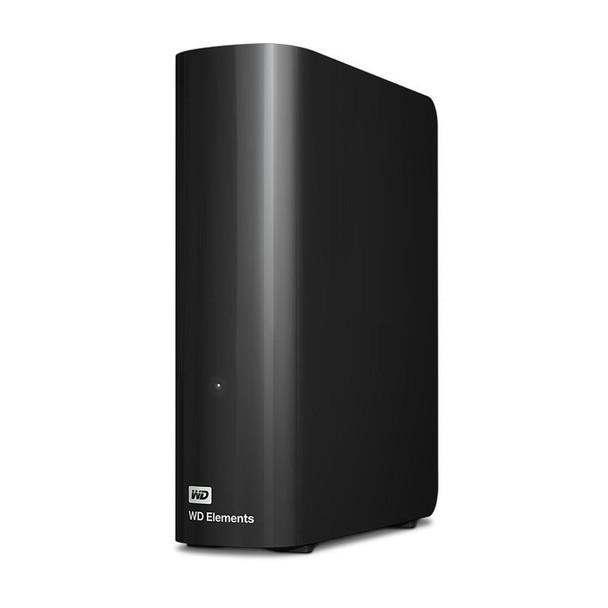 Western Digital WD Elements 8TB USB 3.0 Desktop External Hard Drive WDBBKG0080HBK Product Image 3