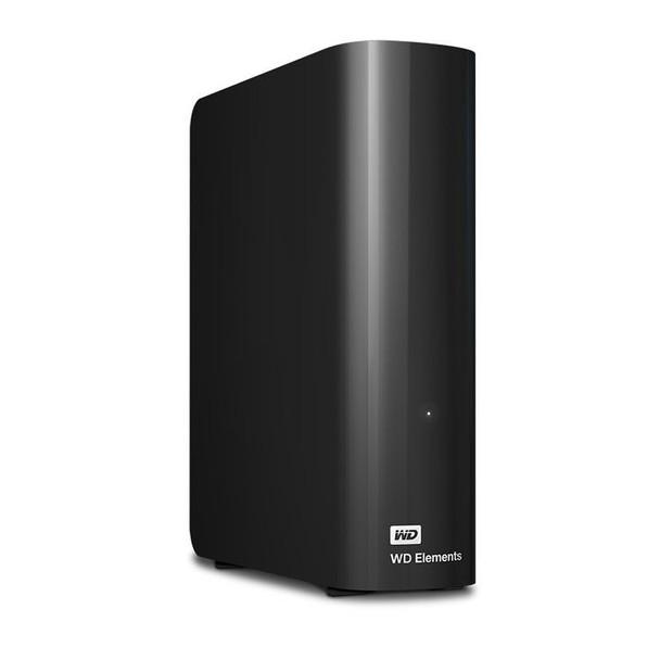 Western Digital WD Elements 8TB USB 3.0 Desktop External Hard Drive WDBBKG0080HBK Product Image 4