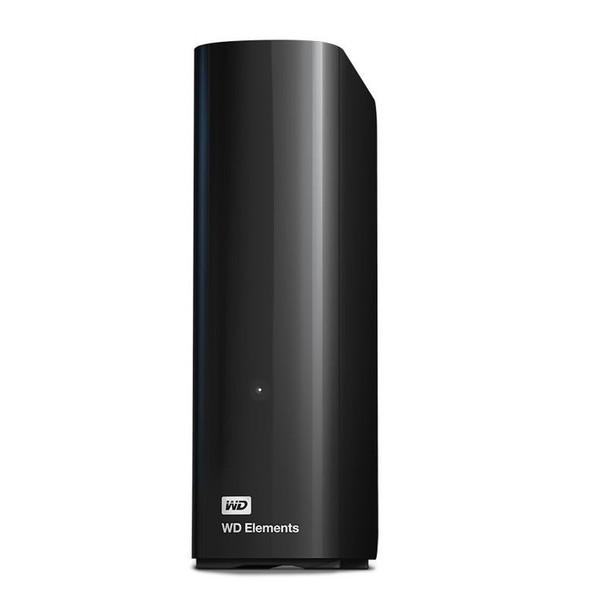 Western Digital WD Elements 8TB USB 3.0 Desktop External Hard Drive WDBBKG0080HBK Product Image 5