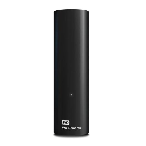 Western Digital WD Elements 8TB USB 3.0 Desktop External Hard Drive WDBBKG0080HBK Product Image 6