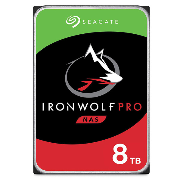Image for Seagate ST8000NE001 8TB IronWolf Pro 3.5in SATA3 NAS Hard Drive AusPCMarket