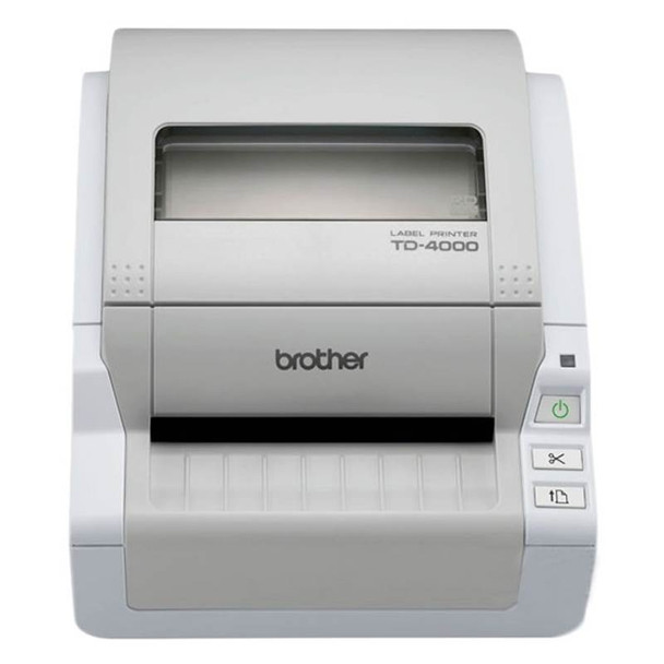 Brother TD-4000 Professional Label Printer Product Image 2