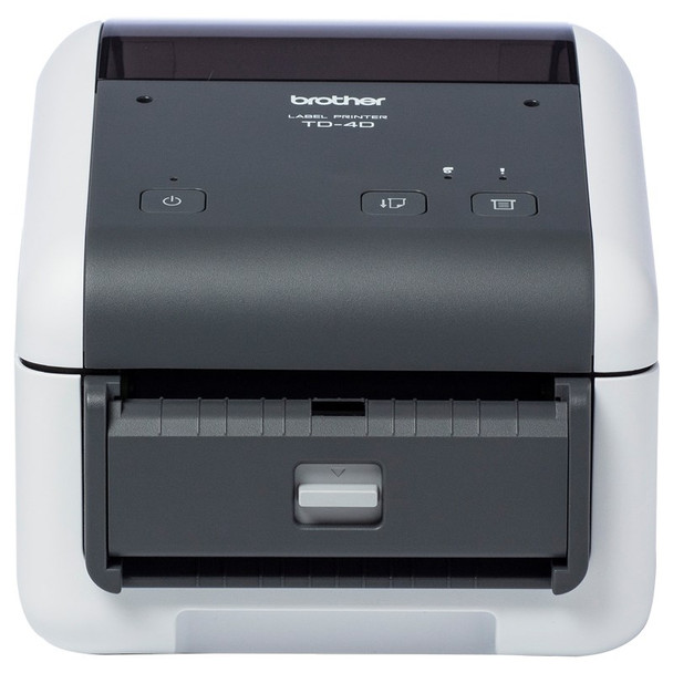Image for Brother TD-4420DNP Direct Thermal Label/Receipt Printer with Label Peeler AusPCMarket