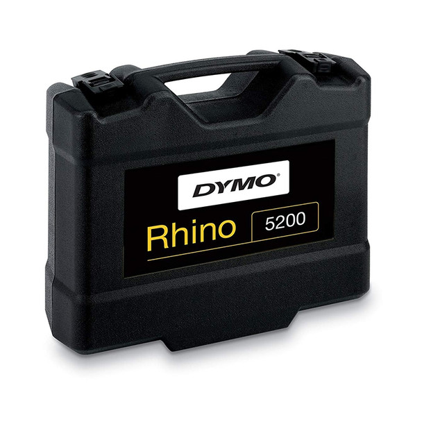 Dymo Rhino 5200 Industrial Labeller with Hard Case Kit Product Image 2