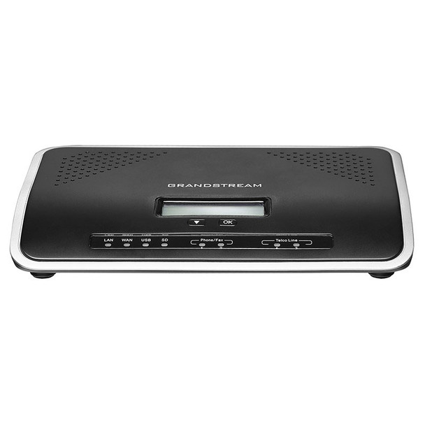 Image for Grandstream UCM6202 IP PBX Appliance with NAT Router AusPCMarket