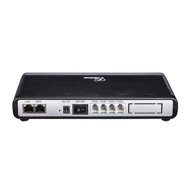 Grandstream GXW4108 Analogue VoIP Gateway Product Image 2