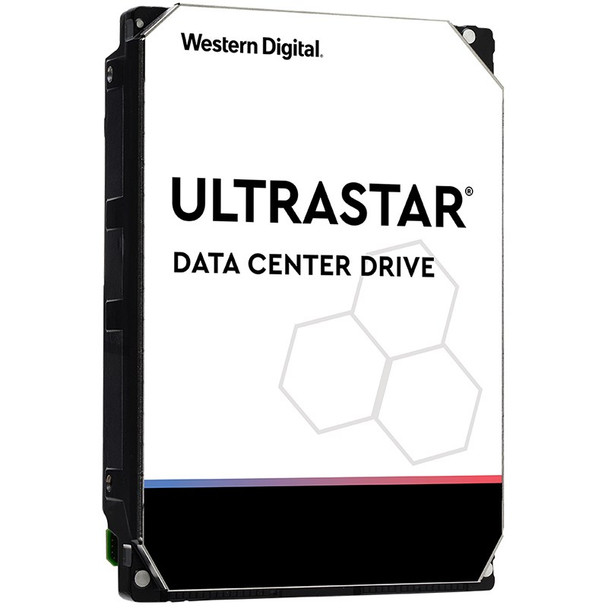 Western Digital WD Ultrastar 7K6000 4TB 3.5in SAS 7200RPM 512e SE P3 Hard Drive 0B36048 Product Image 2