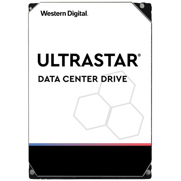 Western Digital WD Ultrastar 7K6000 6TB 3.5in SAS 7200RPM 512e SE P3 Hard Drive 0B36047 Product Image 3