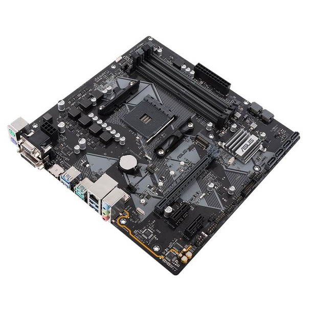 Asus Prime B450M-A AM4 Micro-ATX Motherboard Product Image 3