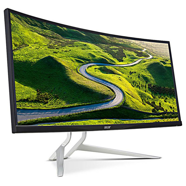 Image for Acer XR342CK 34in IPS Ultrawide Curved Free-Sync Monitor AusPCMarket