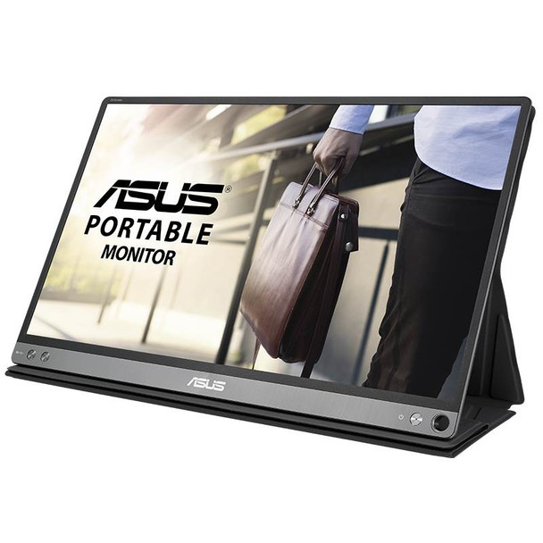 Image for Asus MB16AC 15.6in FHD ZenScreen IPS Portable USB Type-C Monitor AusPCMarket