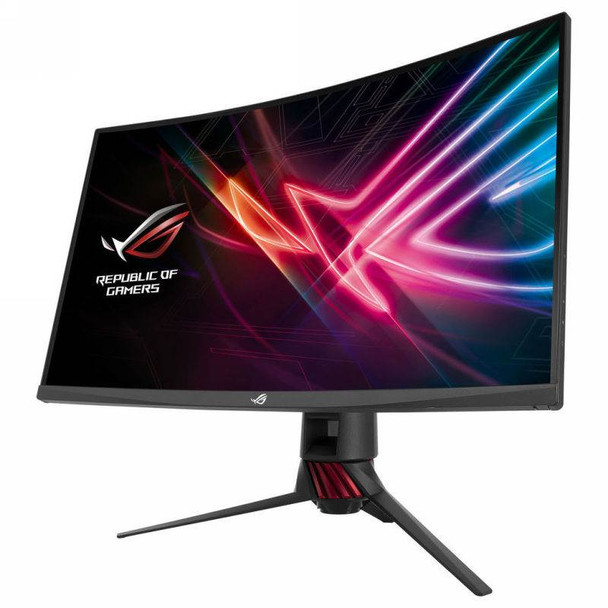Asus ROG Strix XG32VQ 32in Curved WQHD 144Hz FreeSync Gaming Monitor Product Image 2