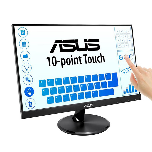 Asus VT229H 21.5in Full HD 10 Point Multi-Touch IPS Monitor Product Image 2