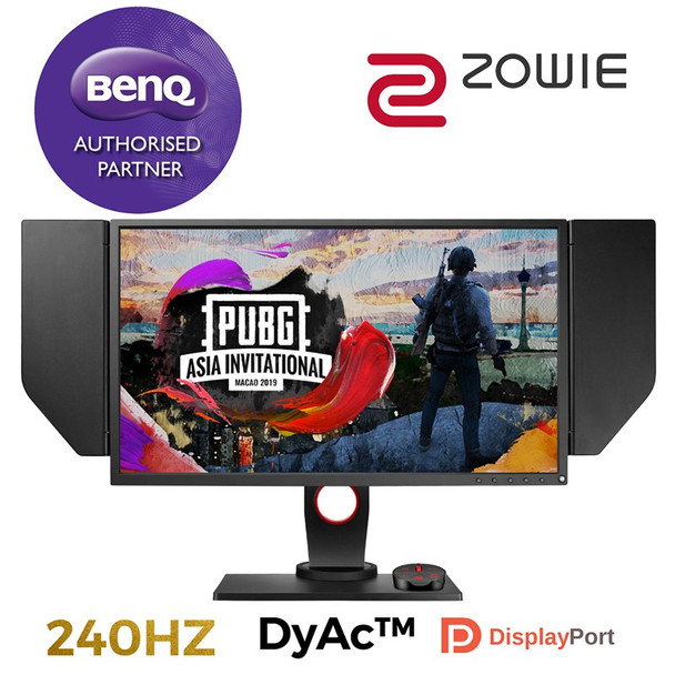 BenQ ZOWIE XL2546 24.5in 240Hz 1ms Gaming Monitor with DyAc Product Image 10