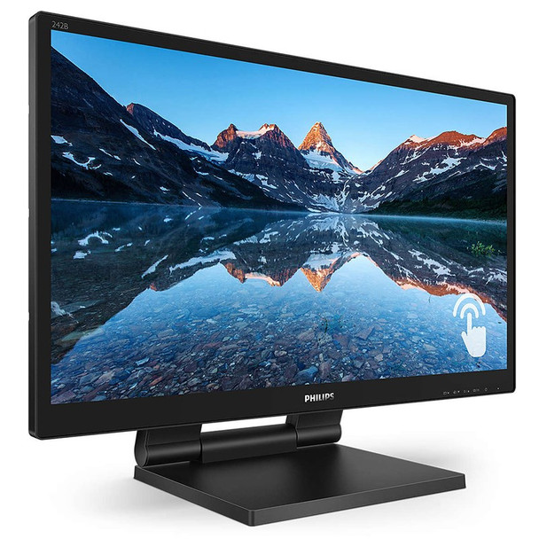 Philips B-Line 242B9T/75 23.8in Full HD SmoothTouch IPS Monitor Product Image 5