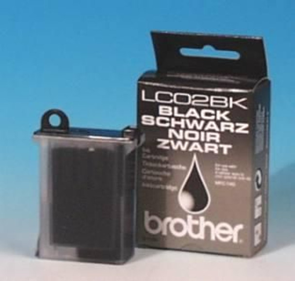 Image for Brother Black Ink Cartridge for MFC-7160C/9100C Can Onl AusPCMarket