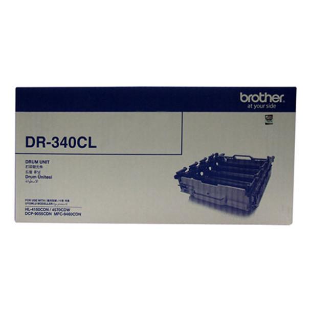 Image for Brother DR-340CL Colour Laser Drum Unit AusPCMarket