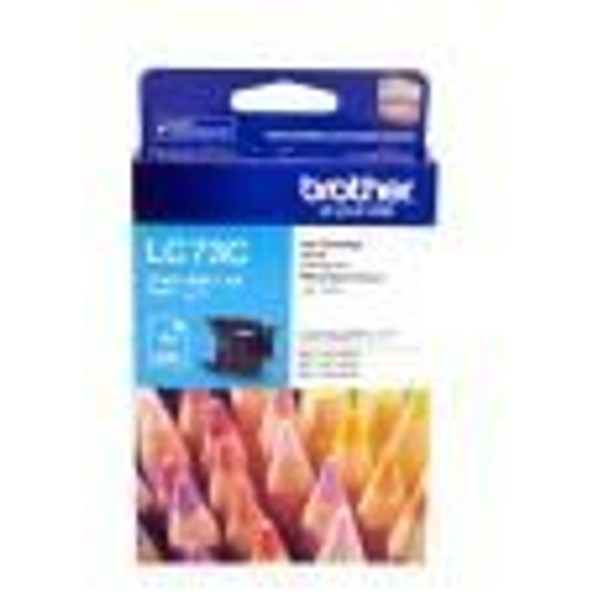 Image for Brother LC73C -  High Yield Cyan Ink Cartridge AusPCMarket